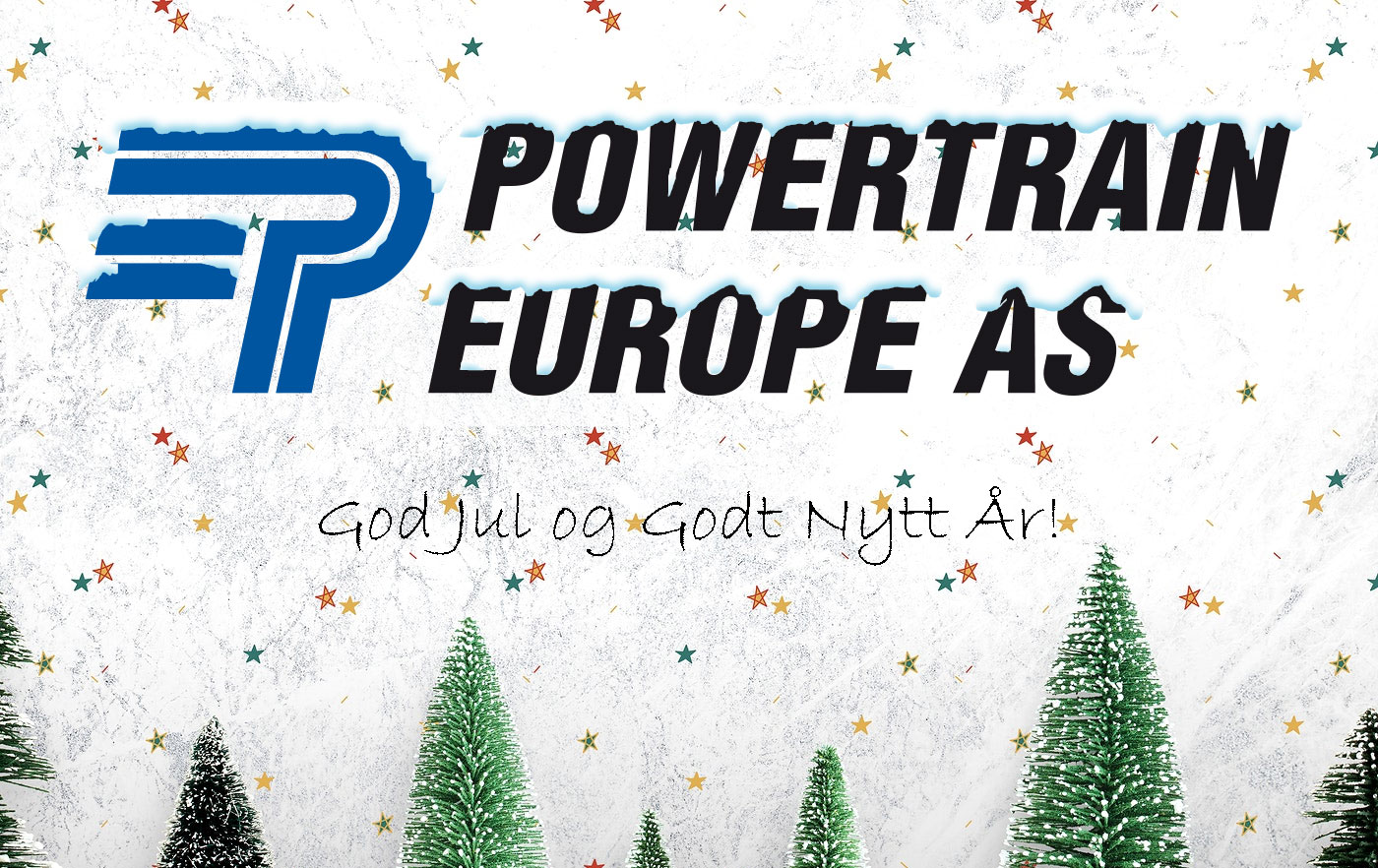God Jul fra Powertrain